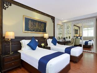センター ポイント シーロム リバー ビュー ホテル  Centre Point Silom River View Hotel.