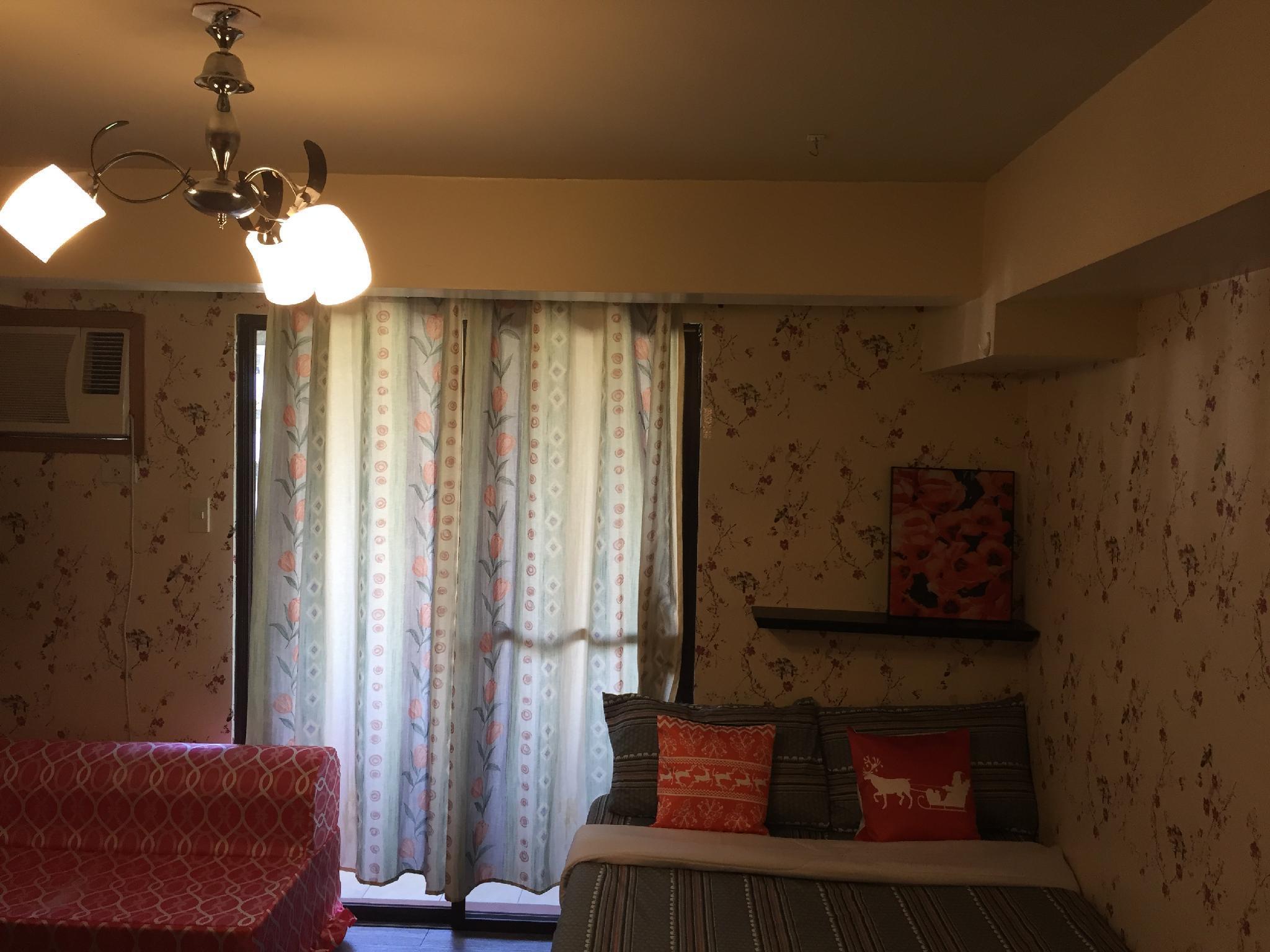Spacious One Bedroom Condotel Near BGC