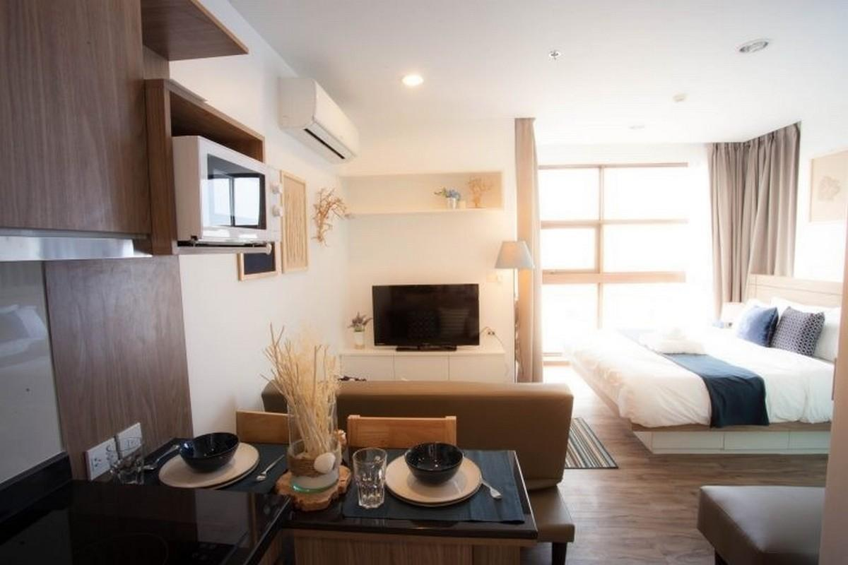 Treetops in South Pattaya (Studio Sofa Bed) Reviews