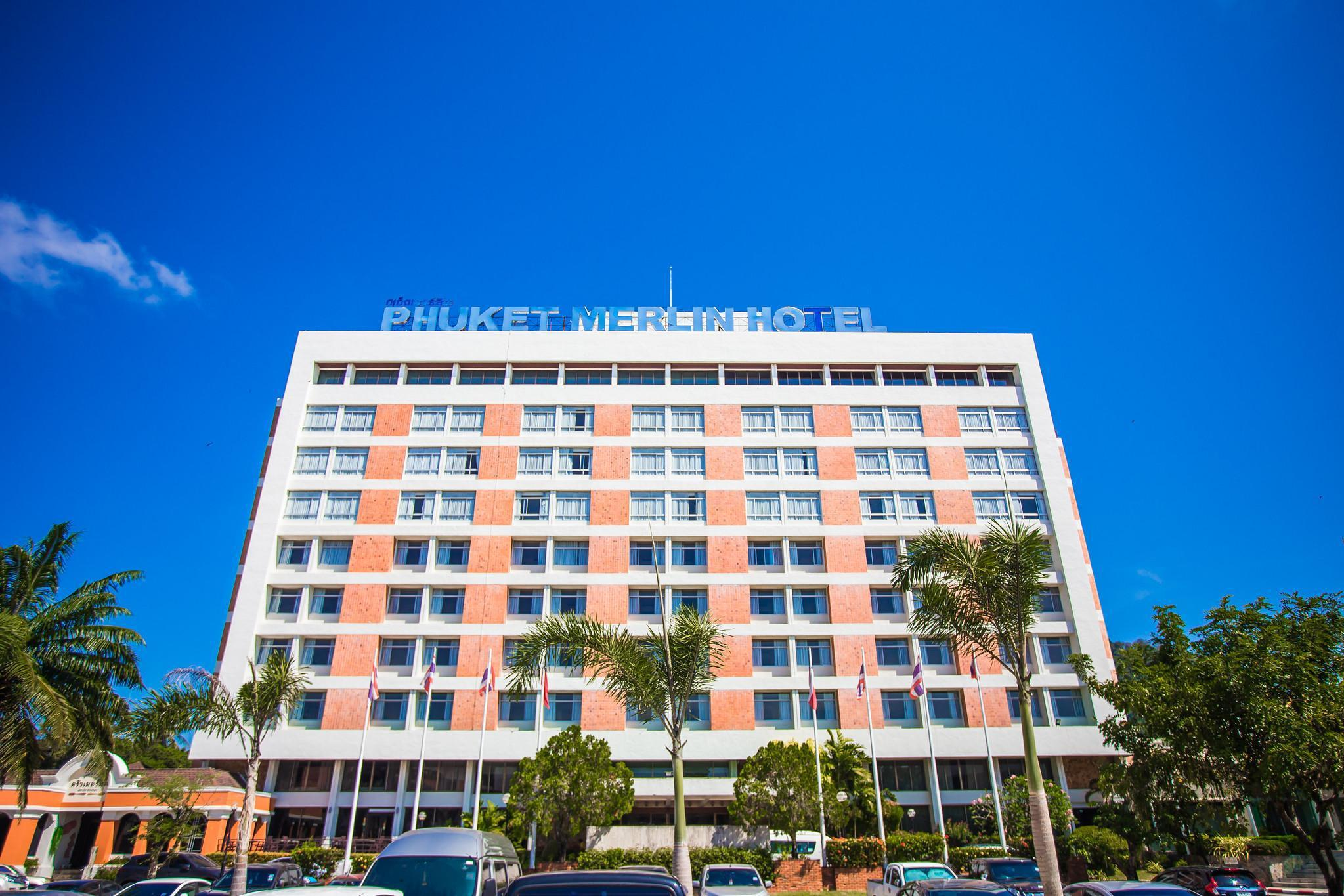 Phuket Merlin Hotel โรงแรมภูเก็ต เมอร์ลิน