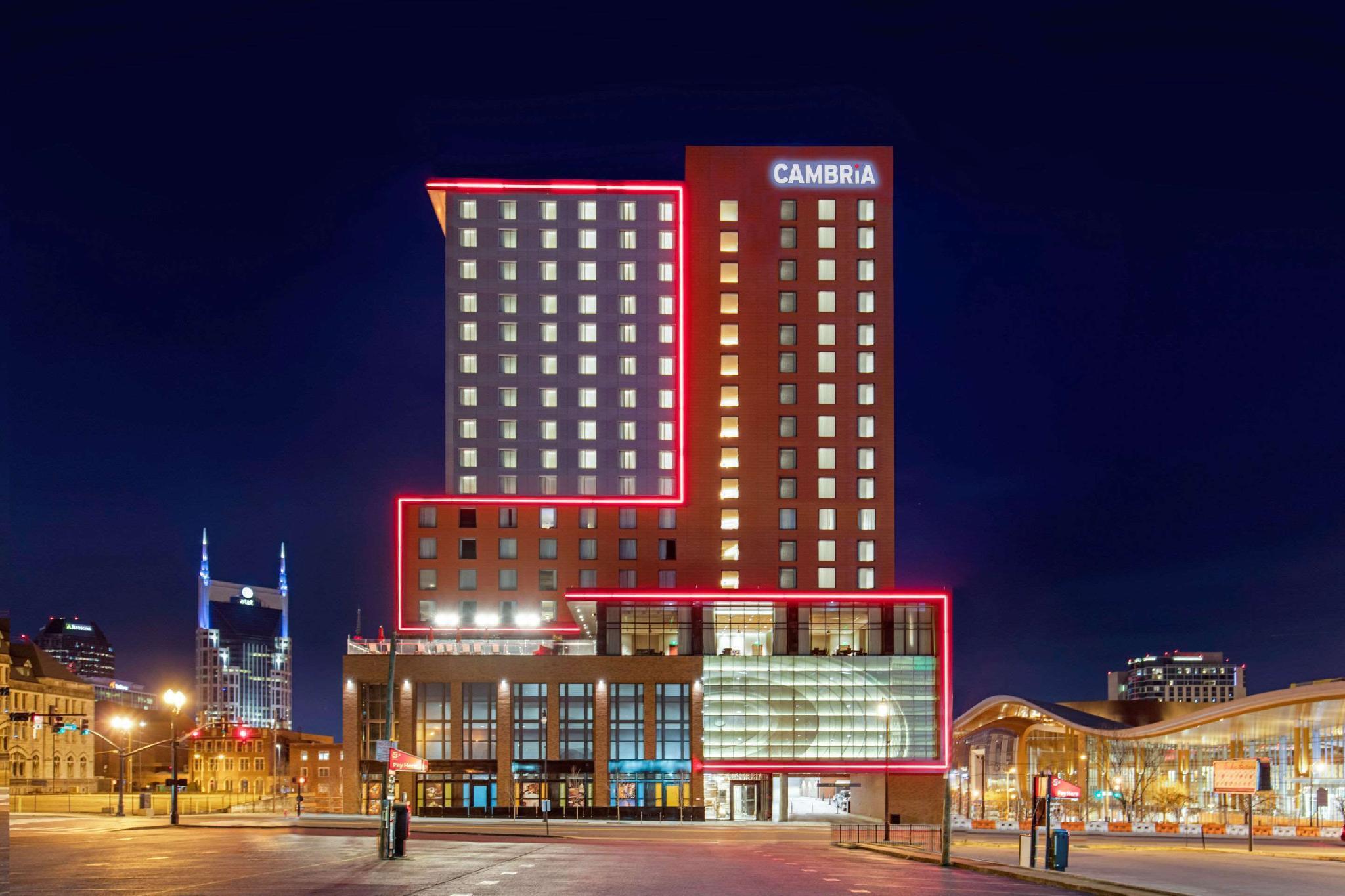 Cambria Hotel Nashville Downtown