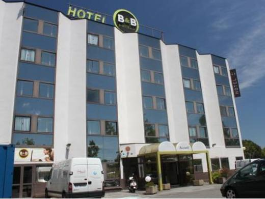 B&B Hotel Toulouse Centre