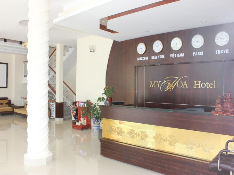 My Hoa Dalat Hotel