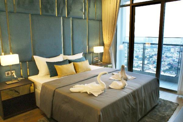 Premium Apartment - Vinhome Central Park  Ho Chi Minh City