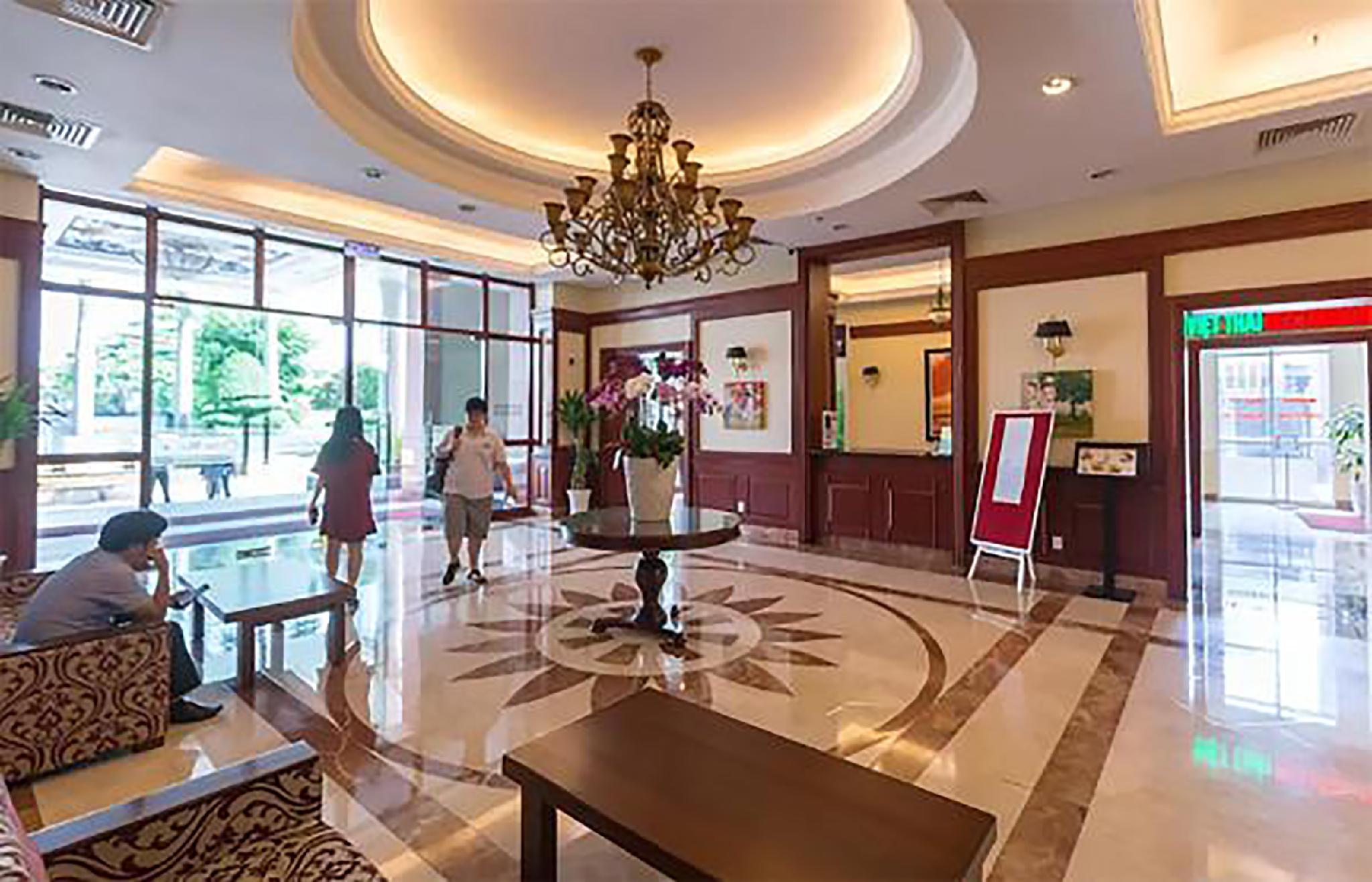 Luxury Apartment   Sai Gon Riverside View