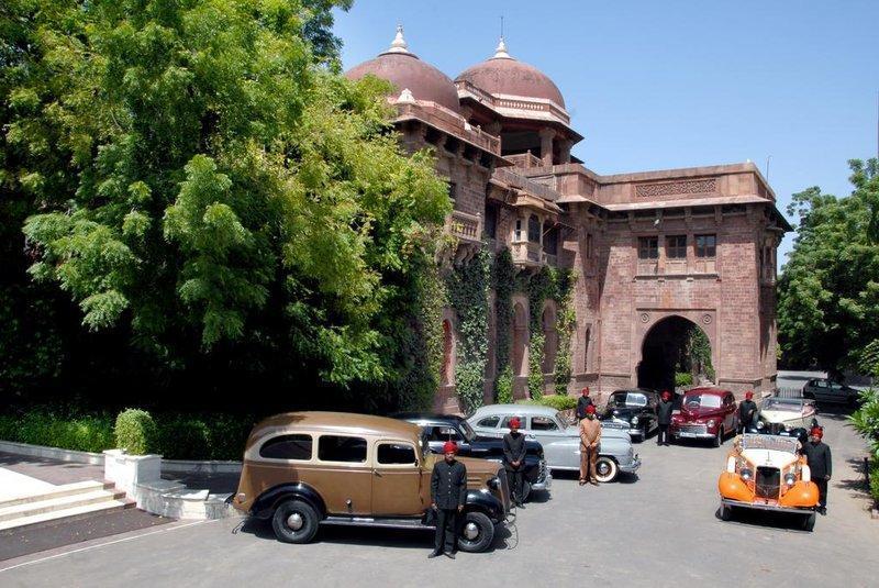 The Ajit Bhawan   A Palace Resort