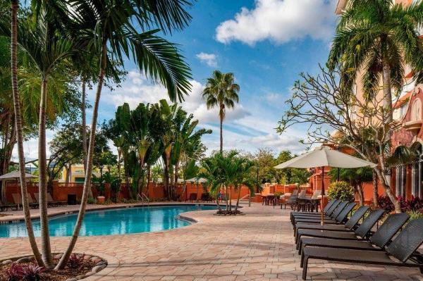 Sheraton Suites Fort Lauderdale at Cypress Creek Fort Lauderdale