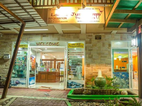 Lanta Just Come Hotel Koh Lanta