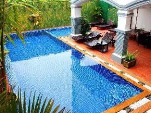 ペアレント ヘリテージ アンコール ヴィラ (Parent Heritage Angkor Villa)