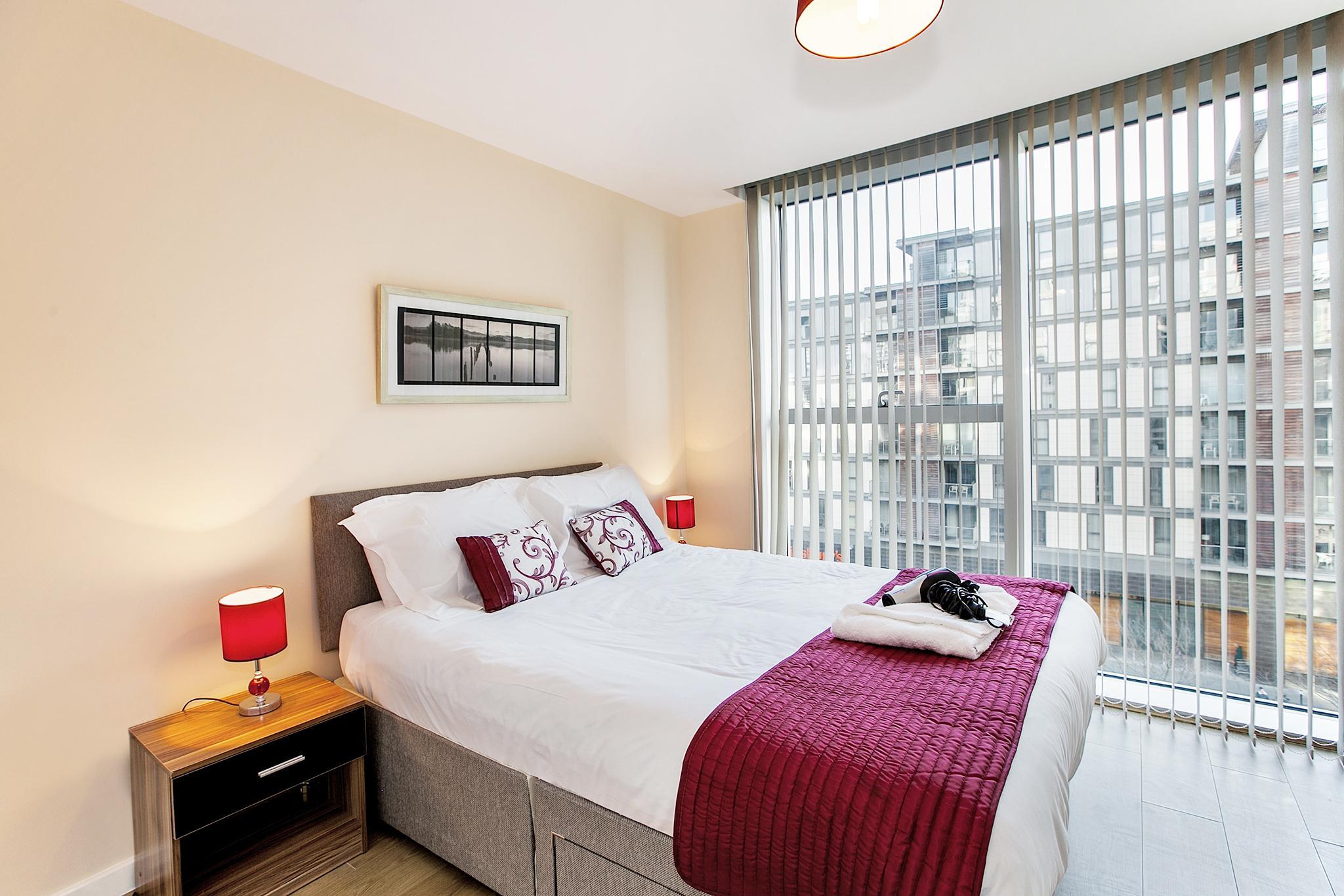 The Hub Serviced Apartments   Shortstay MK