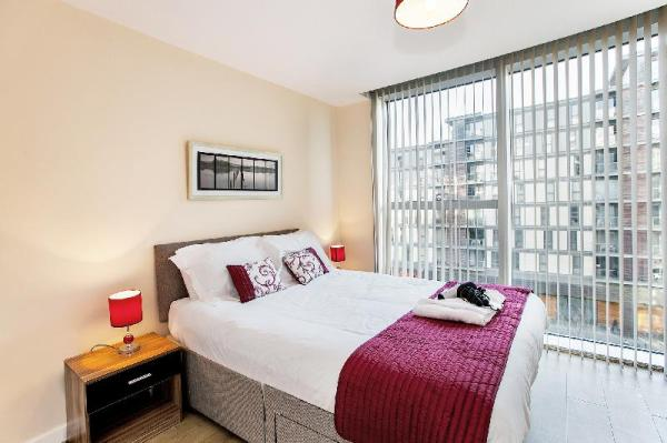 The Hub Serviced Apartments - Shortstay MK Milton Keynes