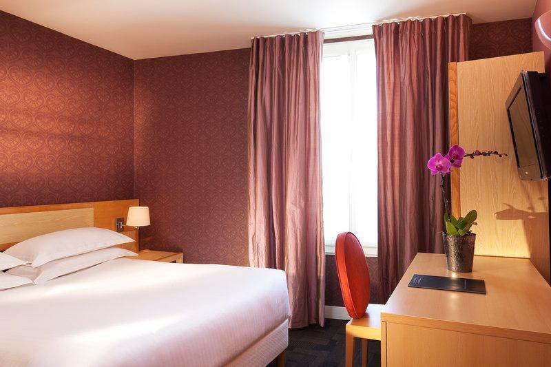 Best Western Bretagne Montparnasse Hotel