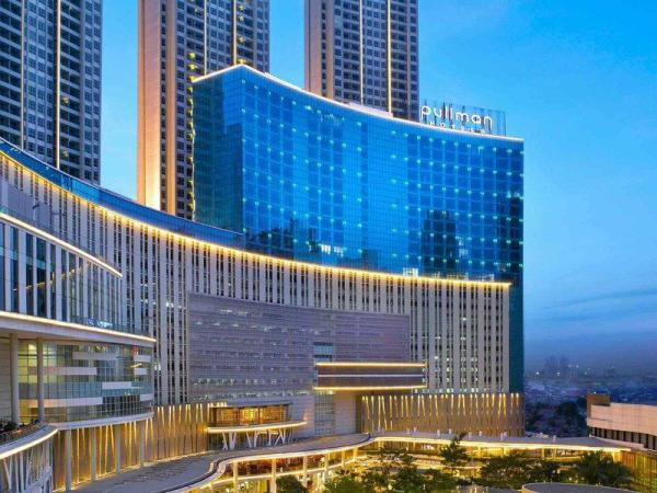 Pullman Jakarta Central Park Hotel Jakarta