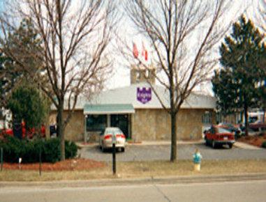 Knights Inn   Monroe