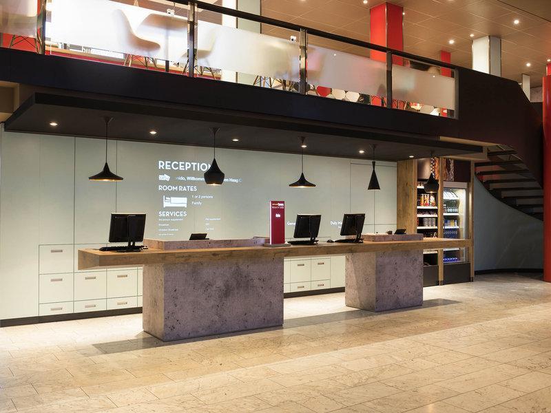 Ibis Den Haag City Center
