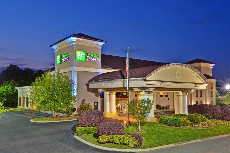 HOLIDAY INN EXPRESS RINGGOLD  CHATTANOOGA AREA