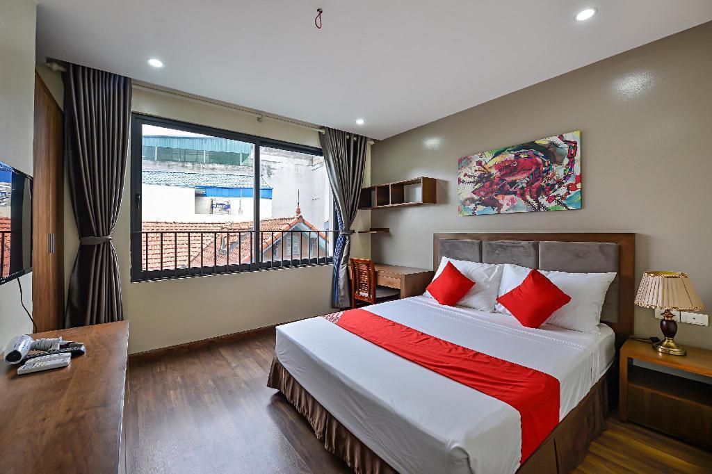 OYO 346 Suji Residence Hanoi