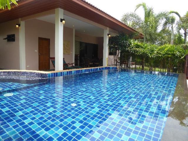 2 ห้องนอน 2 ห้องน้ำส่วนตัว ขนาด 75 ตร.ม. – หาดระยอง – Summer Pool Villa at VIP Chain Resort