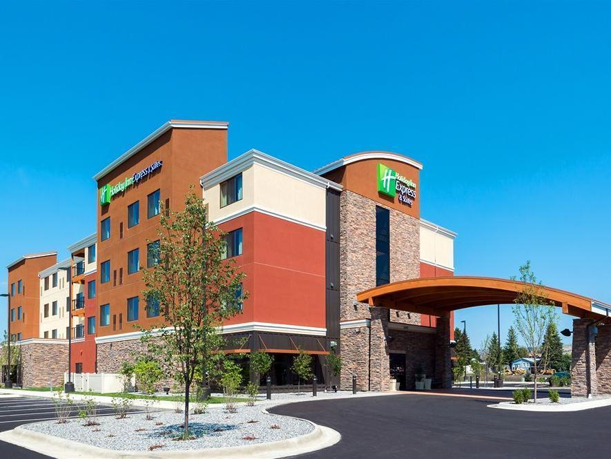 Holiday Inn Express Hotel And Suites Butte