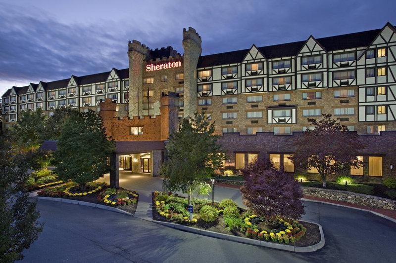 Sheraton Framingham Hotel And Conference Center