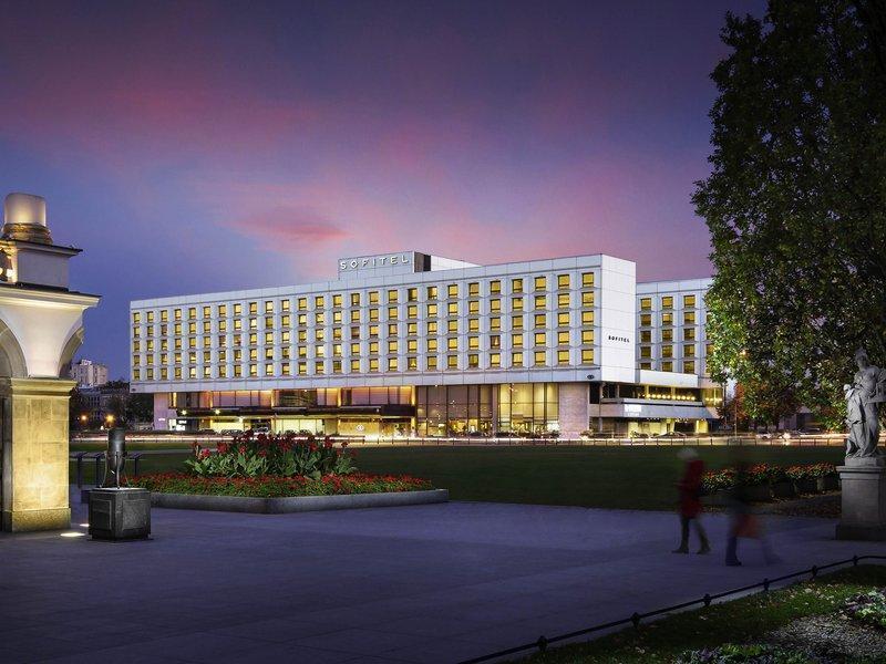 Sofitel Victoria Warsaw Hotel