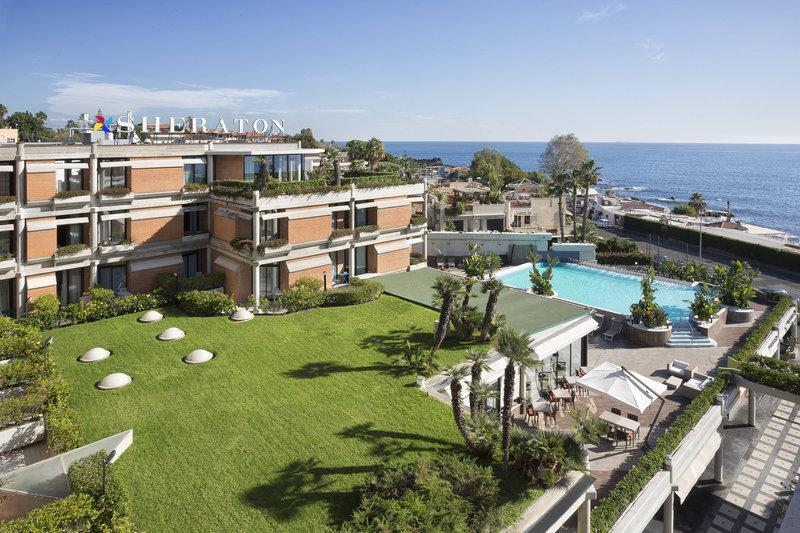 Four Points By Sheraton Catania Hotel And Conference Center