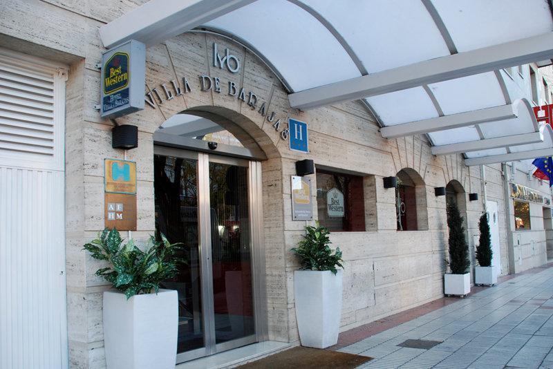 Hotel Villa De Barajas