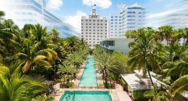The National Hotel, An Adult Only Oceanfront Resort Miami Beach