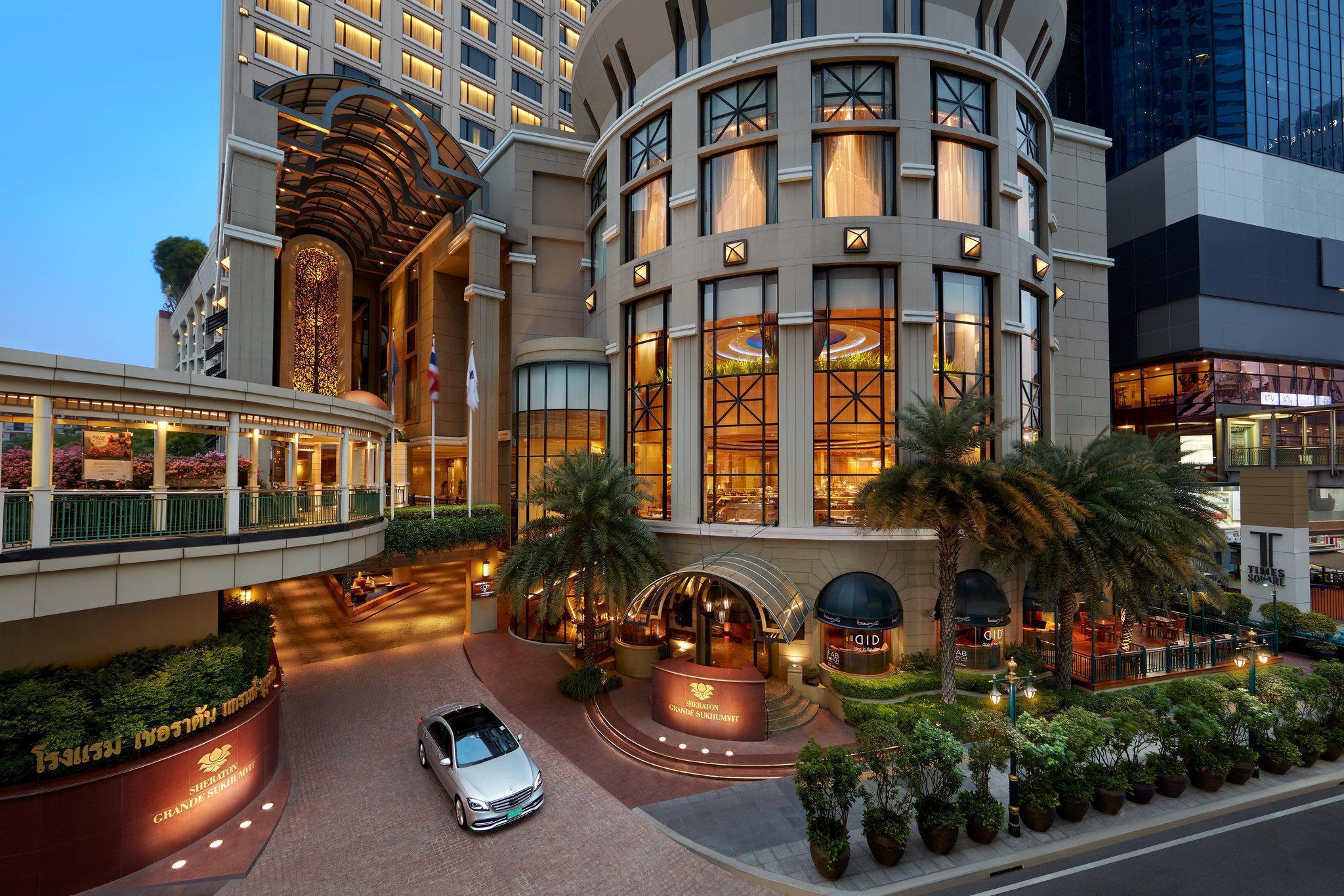 Sheraton Grande Sukhumvit, a Luxury Collection Hotel, Bangkok เชอราตัน แกรนด์ สุขุมวิท อะ ลักชัวรี คอลเลคชั่น โฮเต็ล กรุงเทพฯ