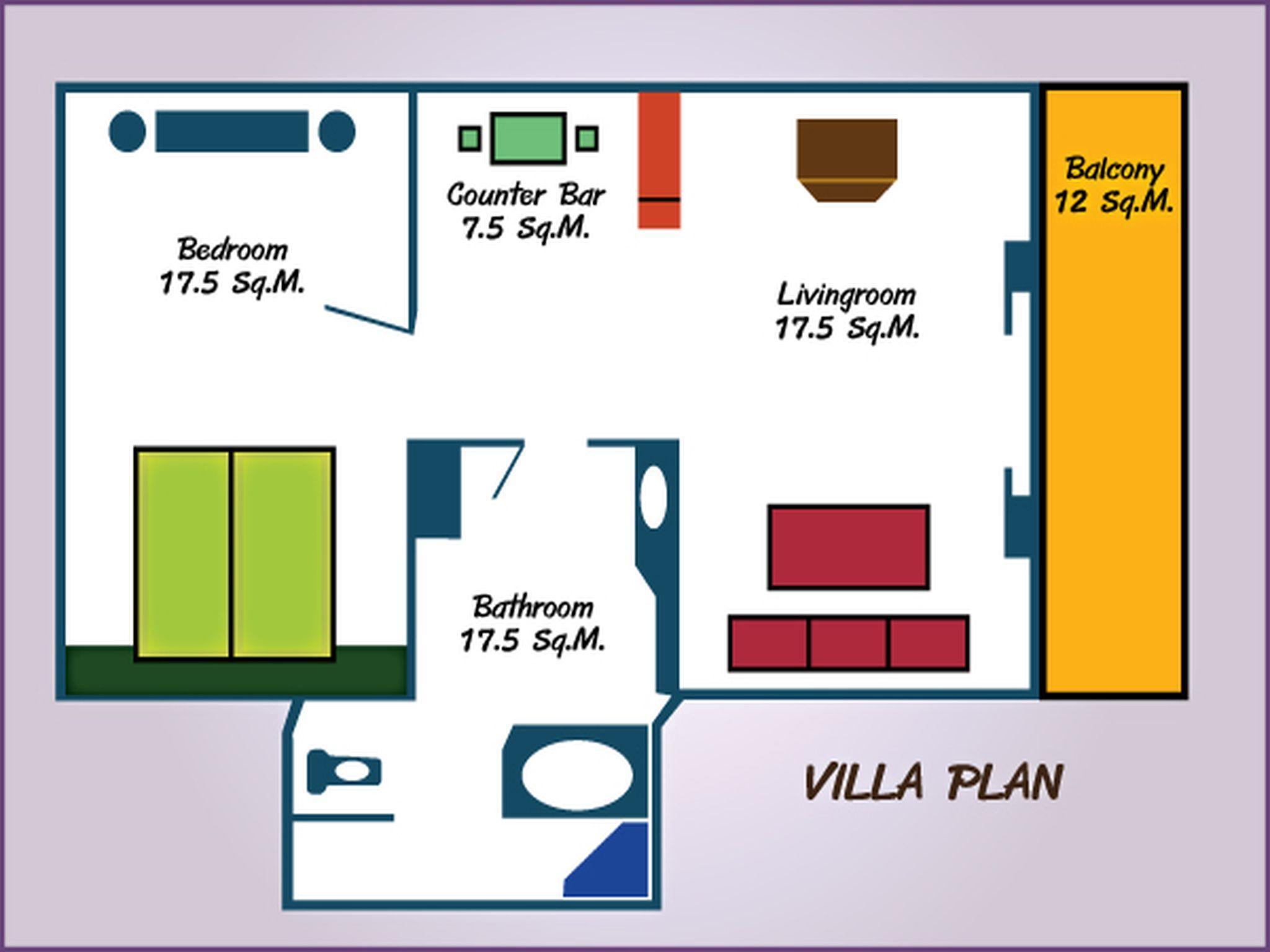 Holiday Villa Hotel โรงแรมฮอลิเดย์ วิลลา