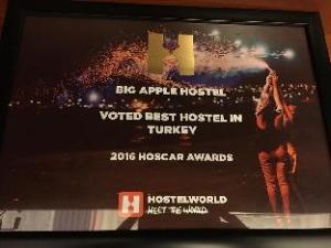 大苹果青年旅舍酒店 (Big Apple Hostel & Hotel)