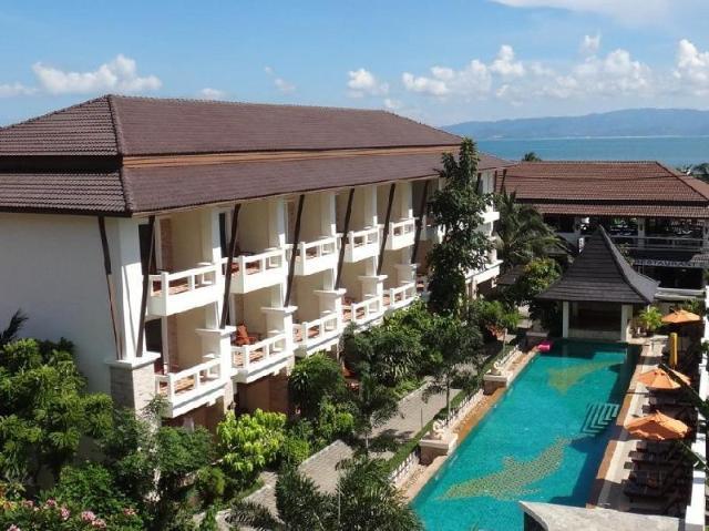 โรงแรมเนปจูน วิลล่า – Neptune's Villa Hotel