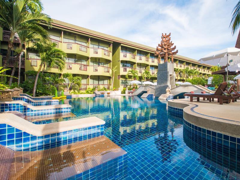 Phuket Island View Hotel โรงแรมภูเก็ต ไอส์แลนด์ วิว