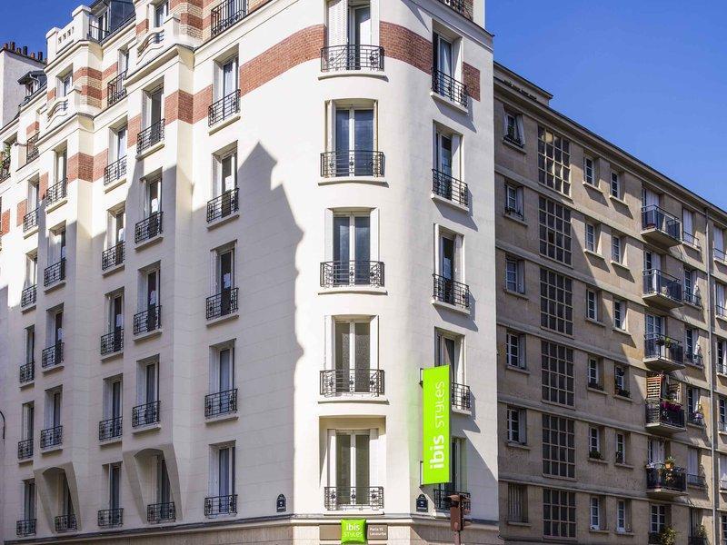 Ibis Styles Paris 15 Lecourbe Hotel
