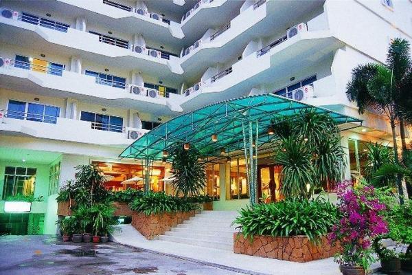 Sunshine Vista Hotel Pattaya