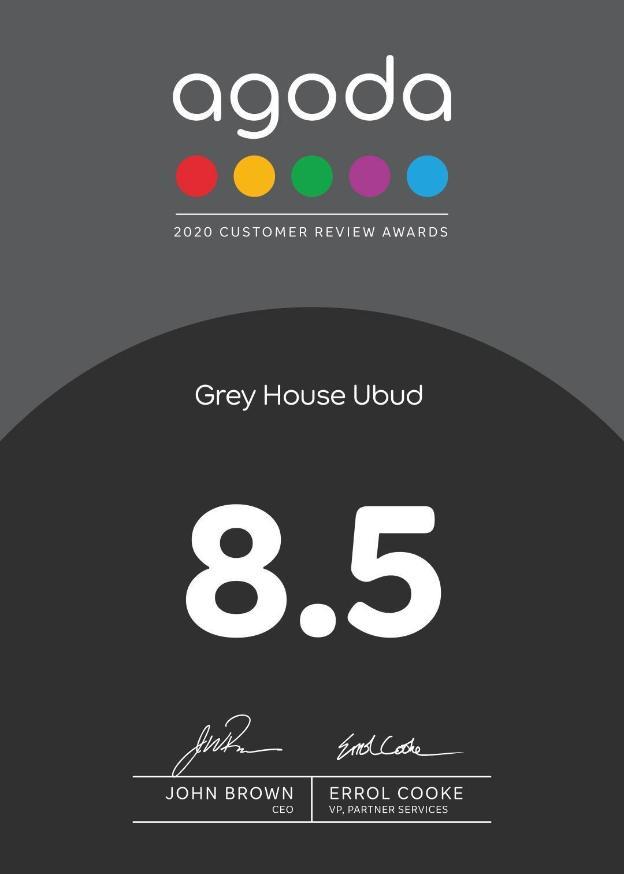 Grey House Ubud