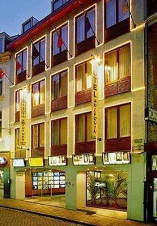 Floris Arlequin Grand Place Hotel