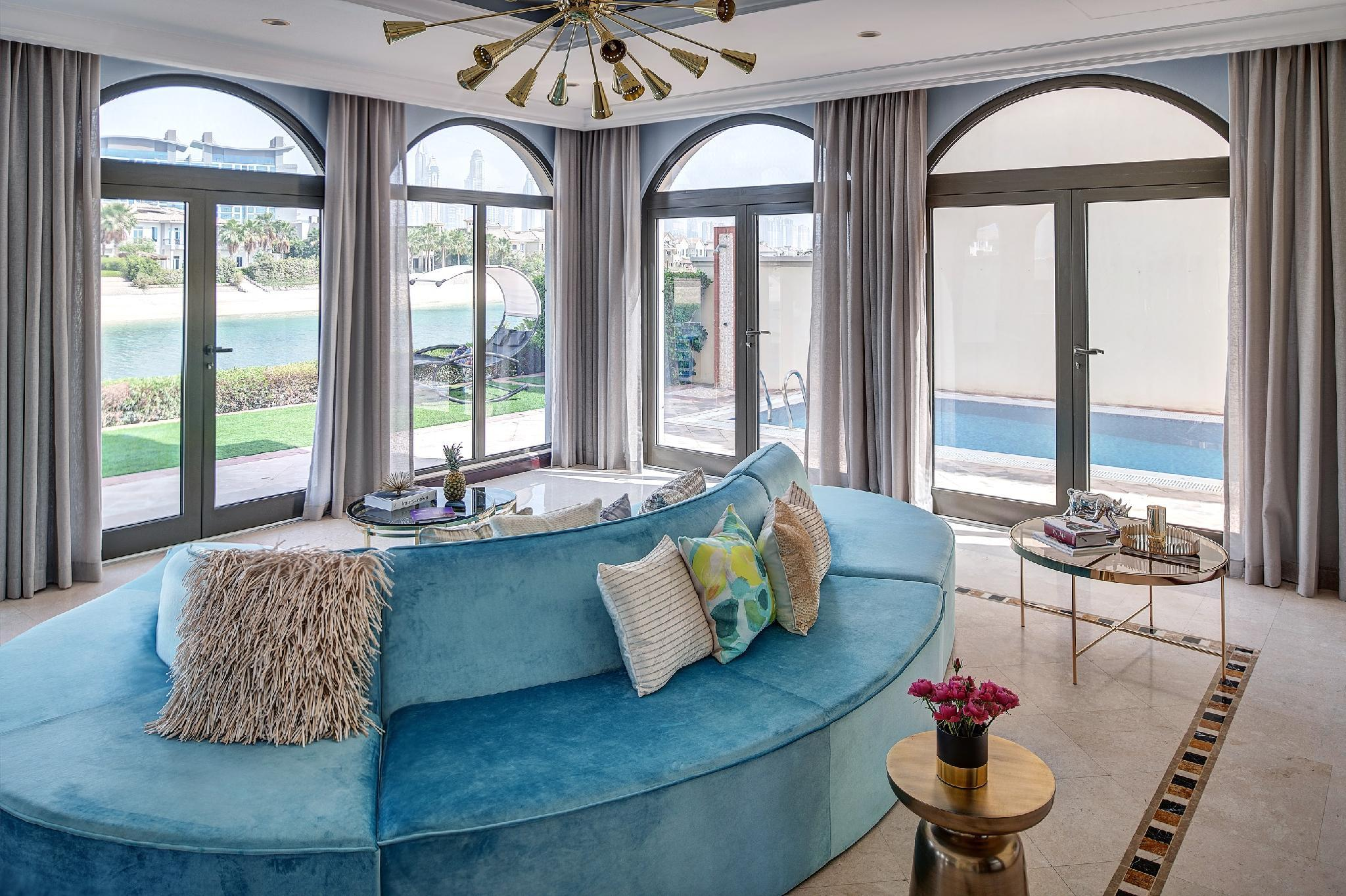 Dream Inn Dubai   Presidential Villa