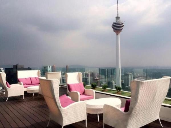 Maxhome@Platinum Suites KLCC 1room 2 Kuala Lumpur