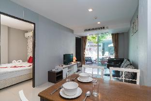 %name 2BR Apt with Pool Gym Kitchen   10 mins to beach ภูเก็ต