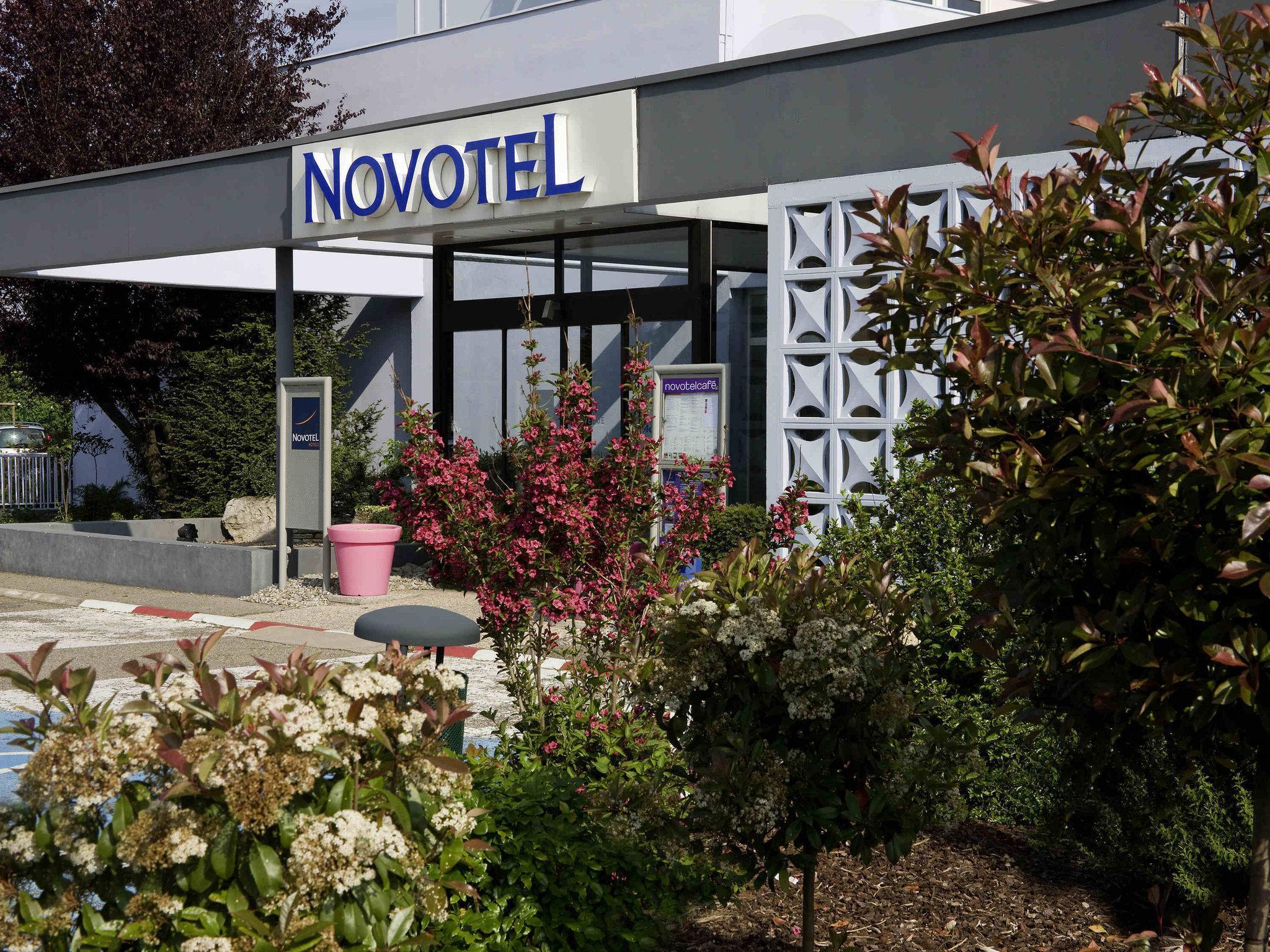 Novotel Mulhouse Bale Fribourg