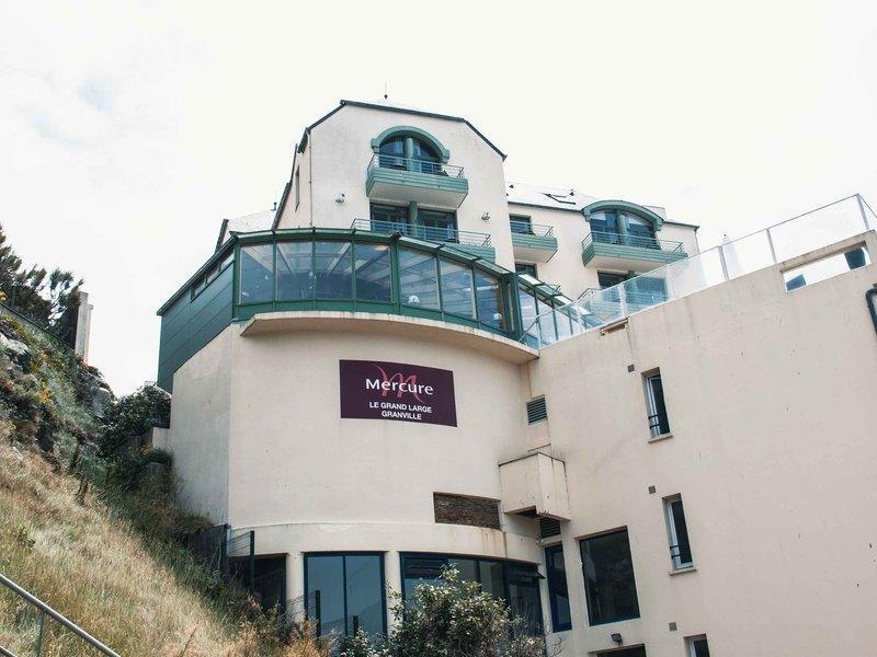 Hotel Mercure Granville Le Grand Large