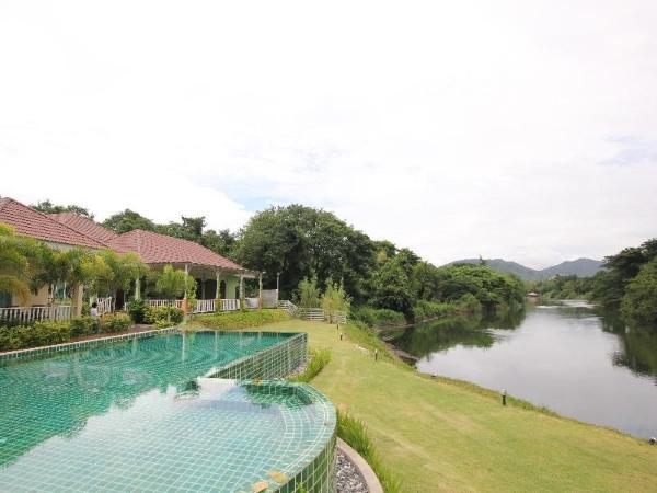 Ruen Maihom Riverside Cottage Kanchanaburi