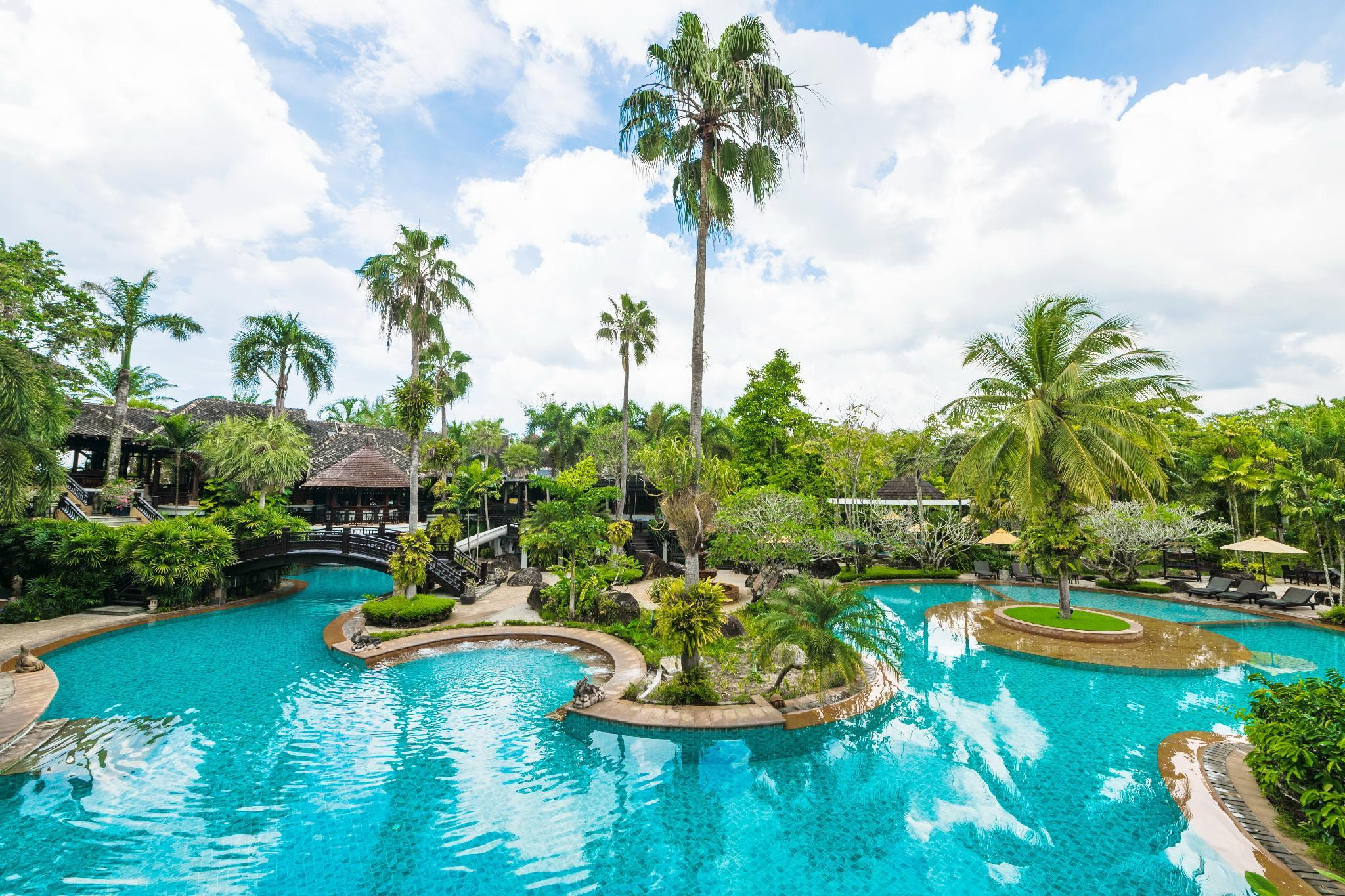 The Hotspring Beach Resort And Spa