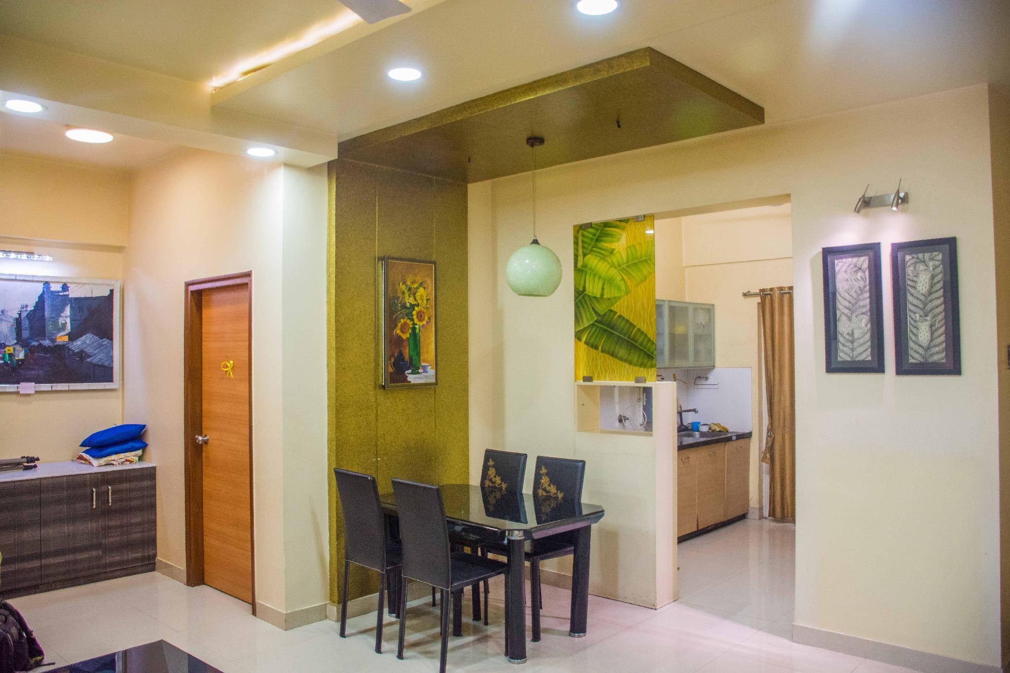 Luxurious 2 BHK Apartment   Honeydew Hospitality