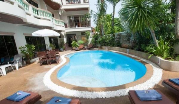 Palmview Resort Patong ภูเก็ต