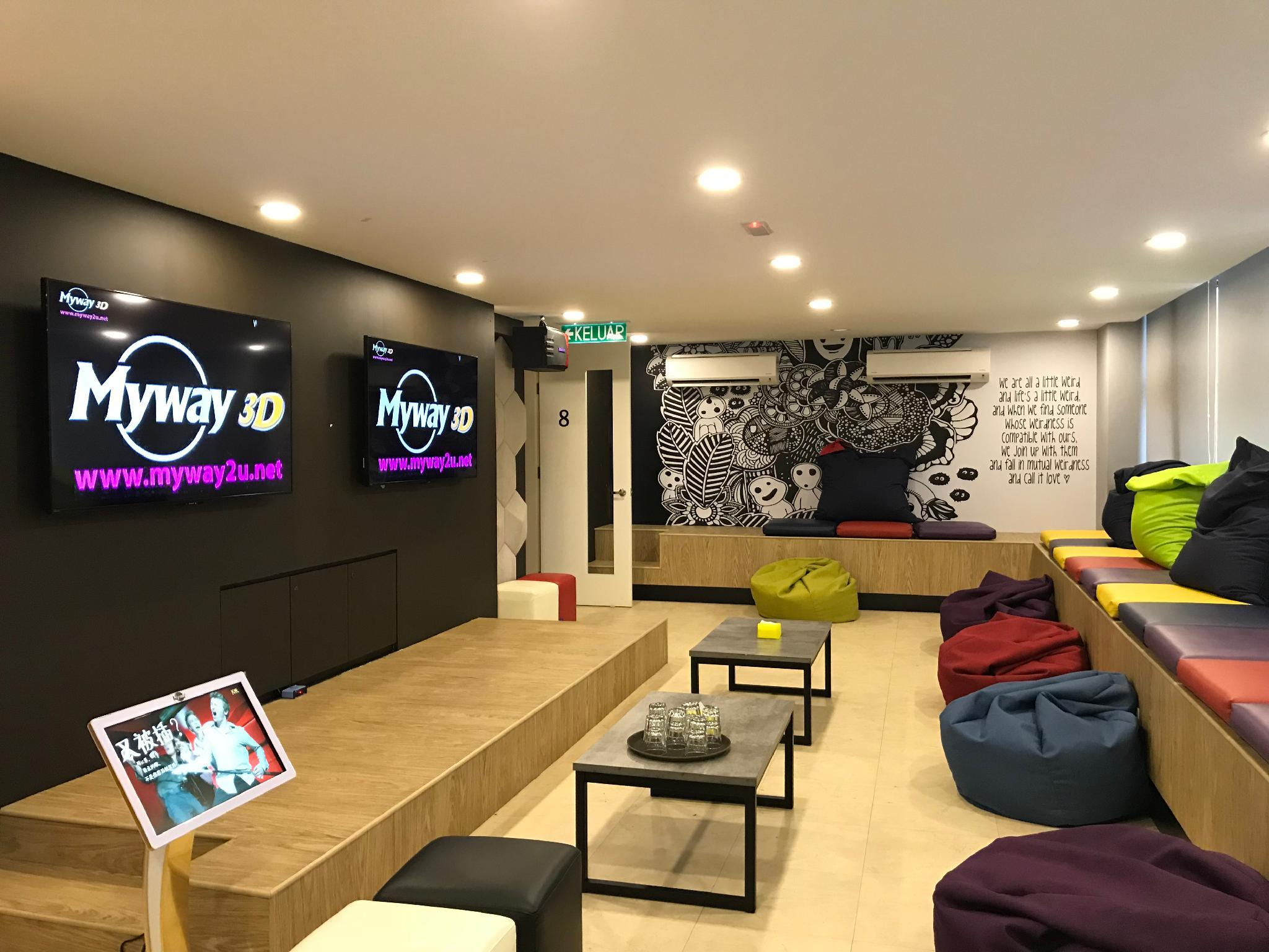 Luxury Duplex Condo@Bandar Sunway 1 6 Pax
