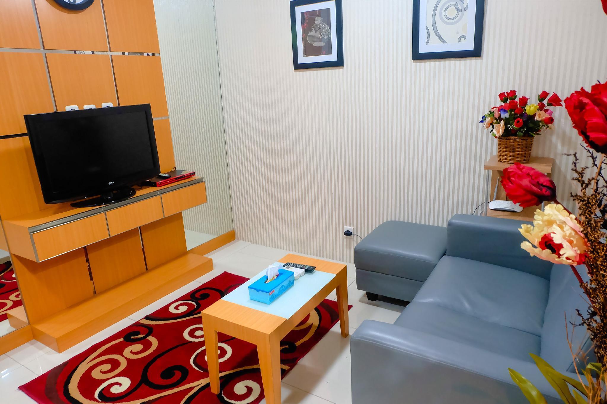 1 BR Cosmo Mansion Apt W  Access Thamrin Travelio