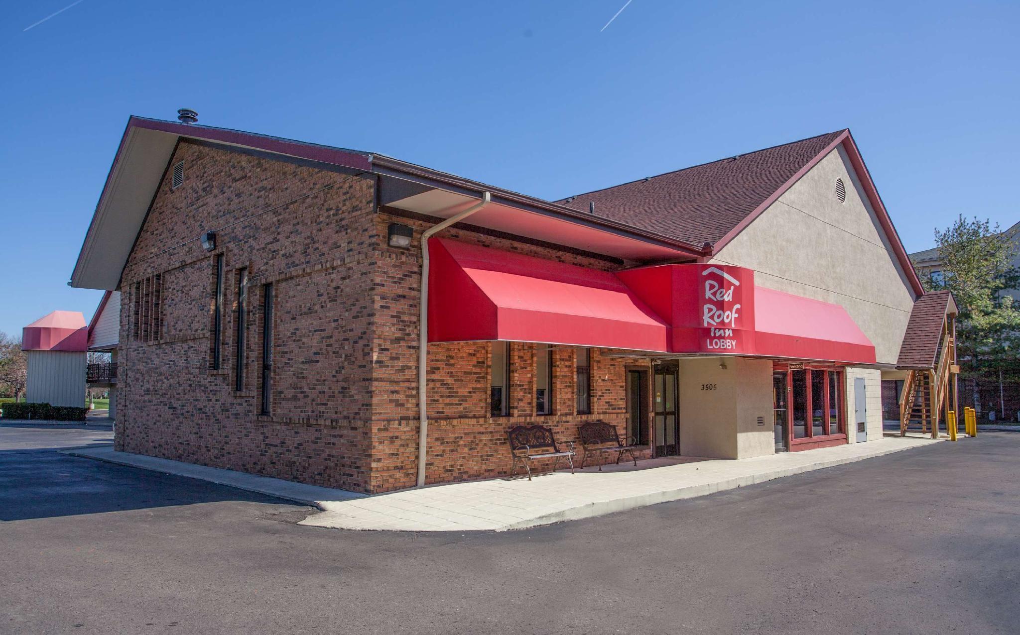 Red Roof Inn Ann Arbor   U Of Michigan South