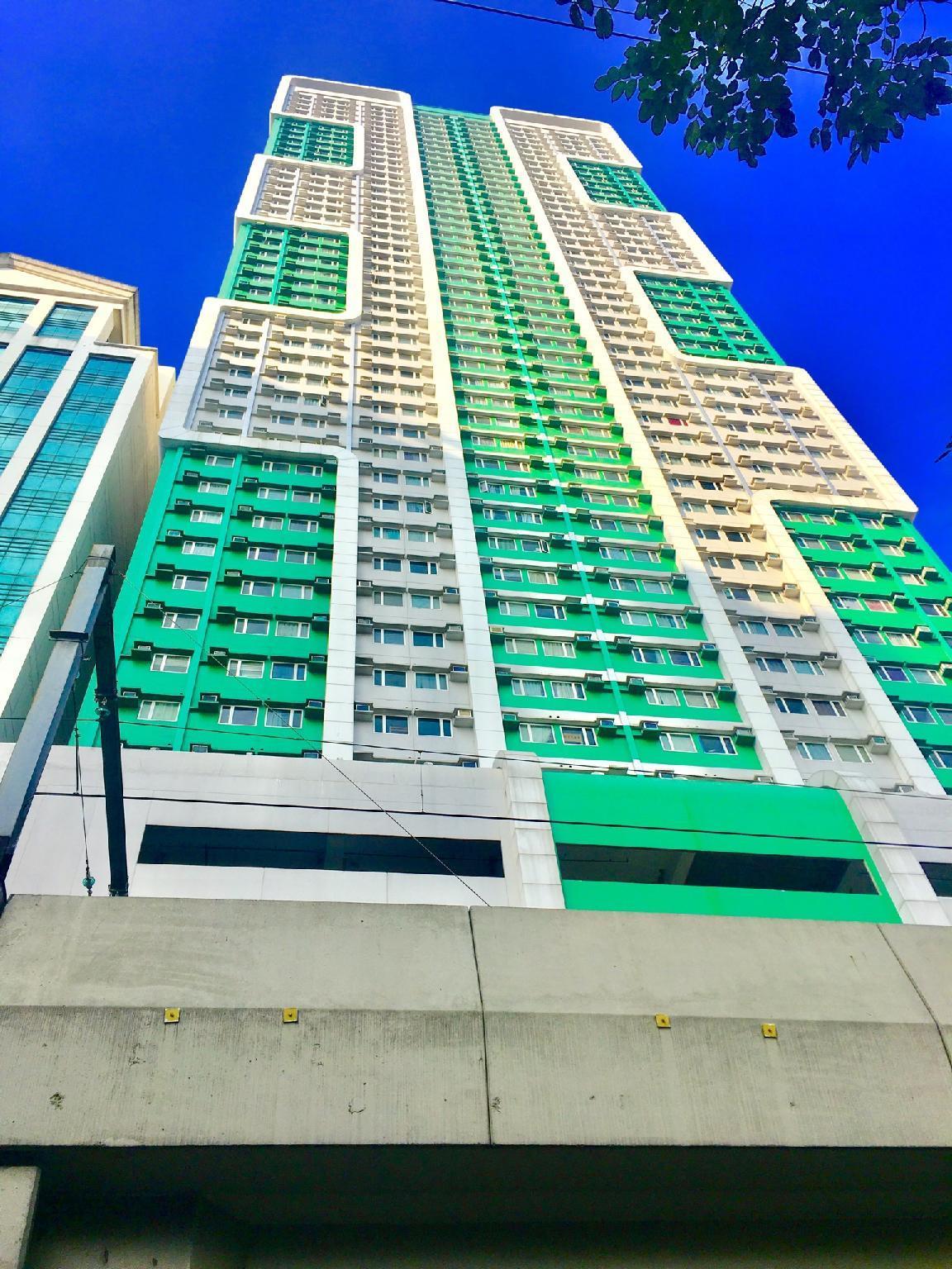 Manila SMDC Green Residences Zoey Staycation
